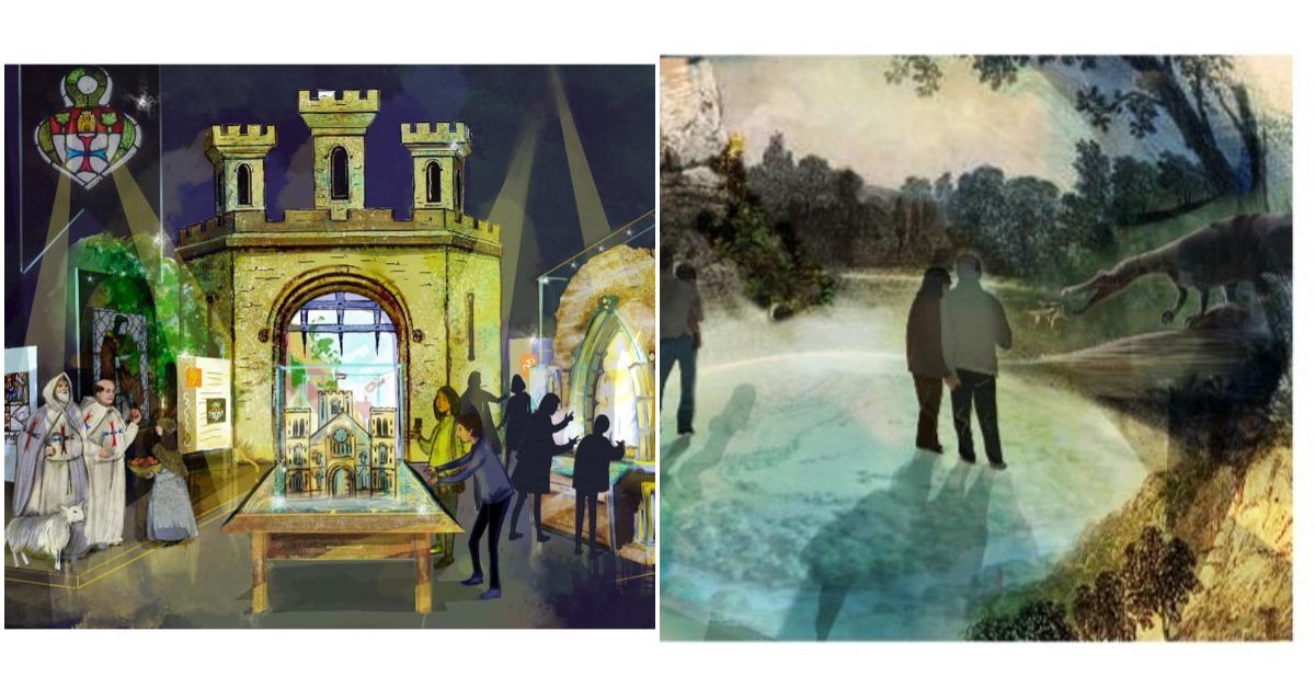 Designs for new Knaresborough museum revealed