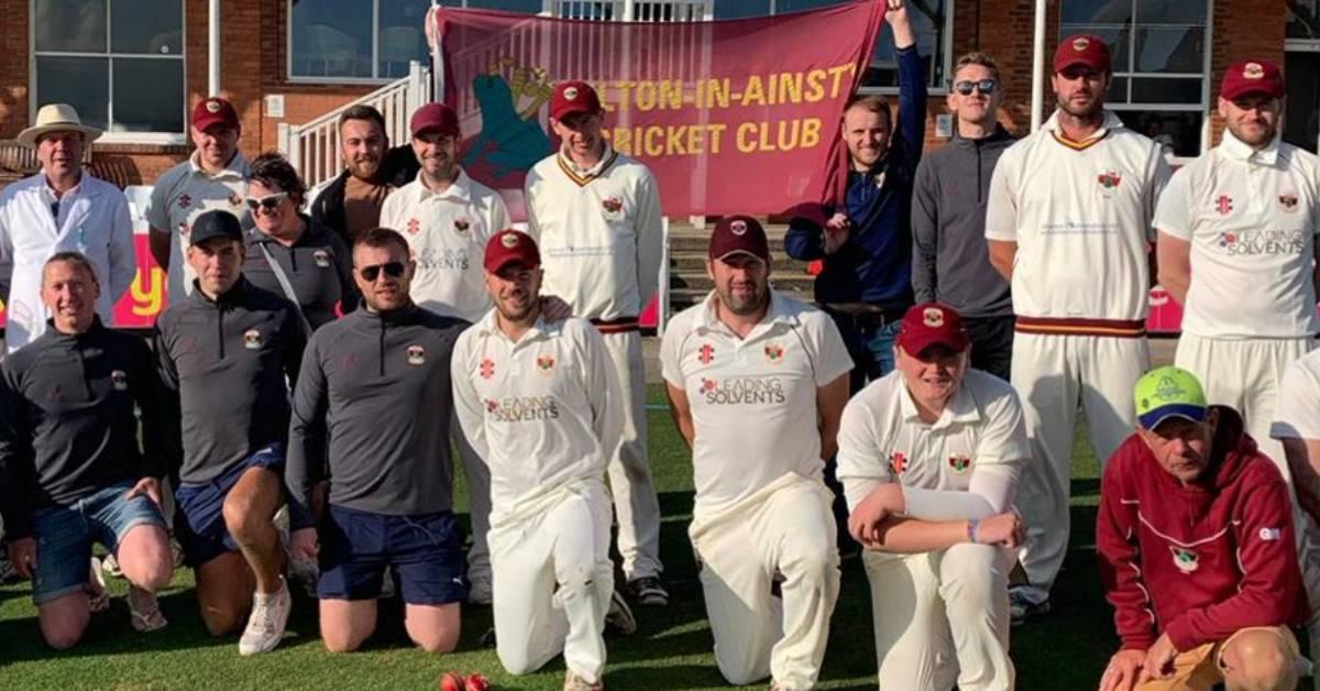 Cricket club to benefit from major Bilton Hall refurbishment