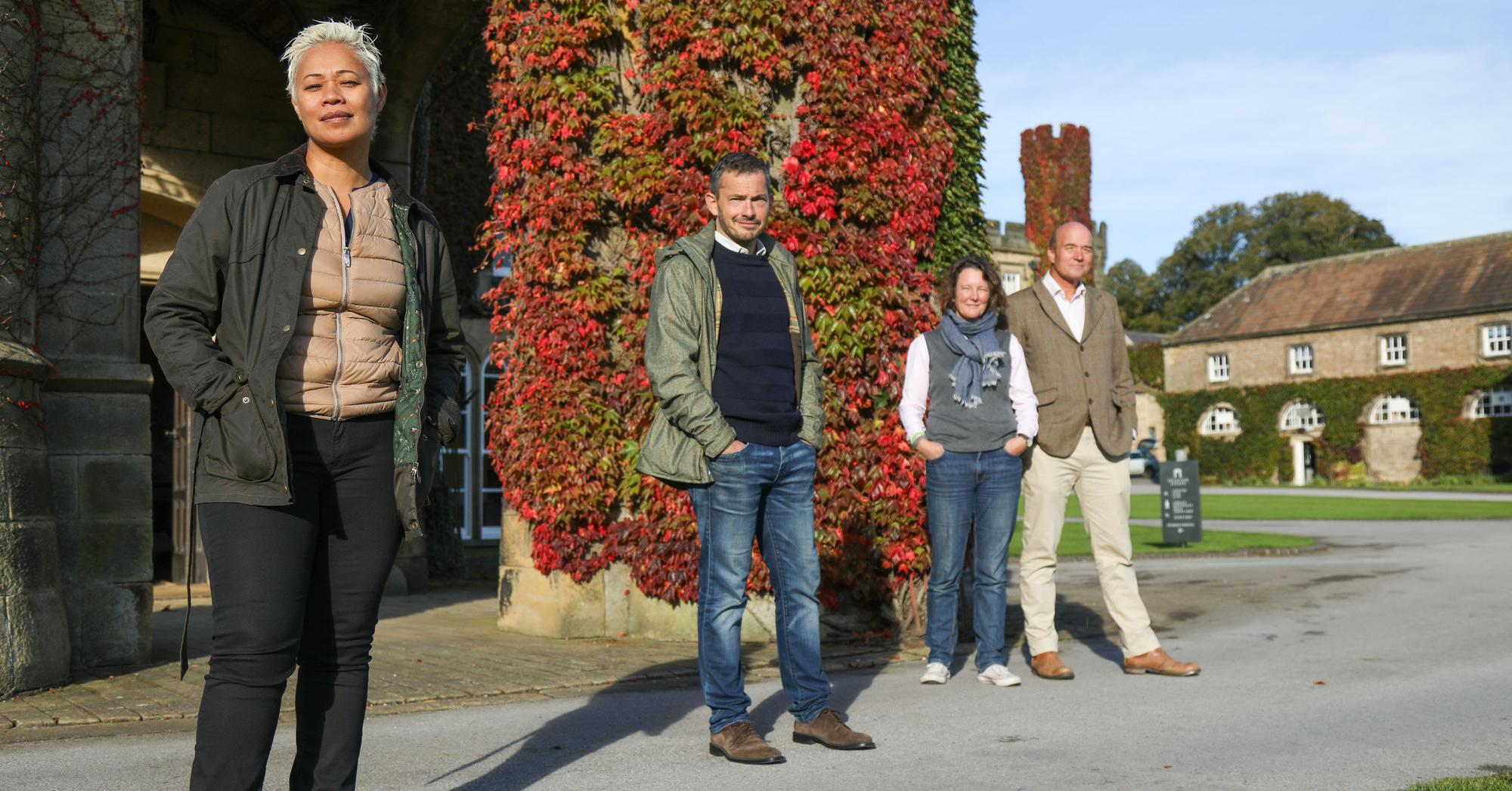 TV show to go behind the scenes at Swinton Park