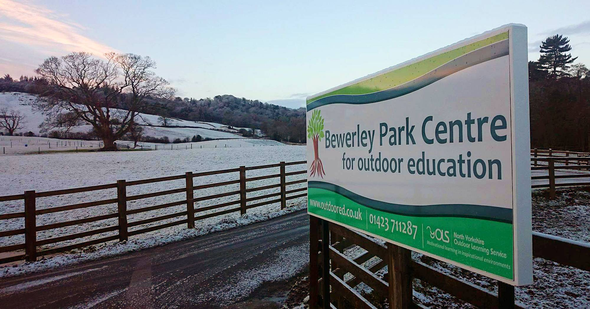 Bewerley Park near Pateley Bridge