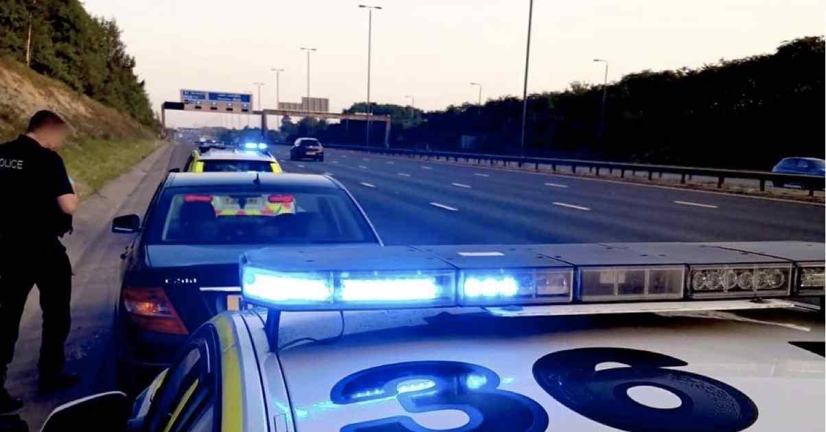 Suspected drug dealer caught on A1 near Boroughbridge
