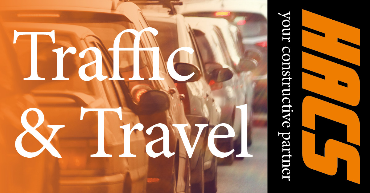 Live: Harrogate and district traffic and travel