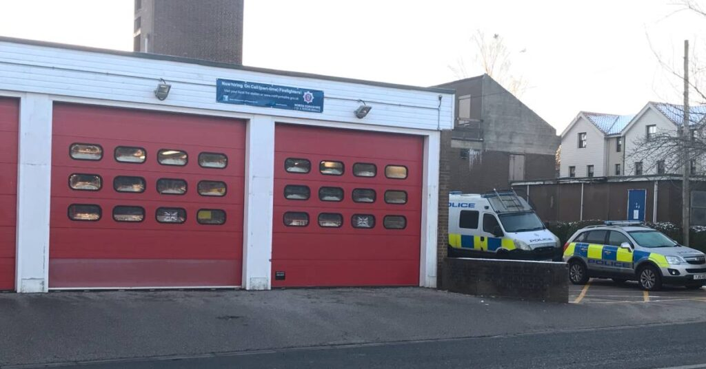 Photo of Ripon Police and Fire Station
