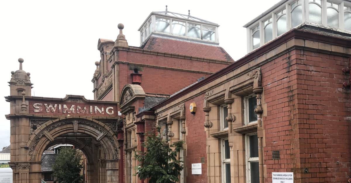 'We need urgent action to safeguard Ripon Spa Baths'