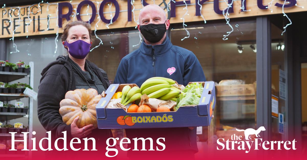 'Hidden gem' Harrogate shop more than a greengrocer