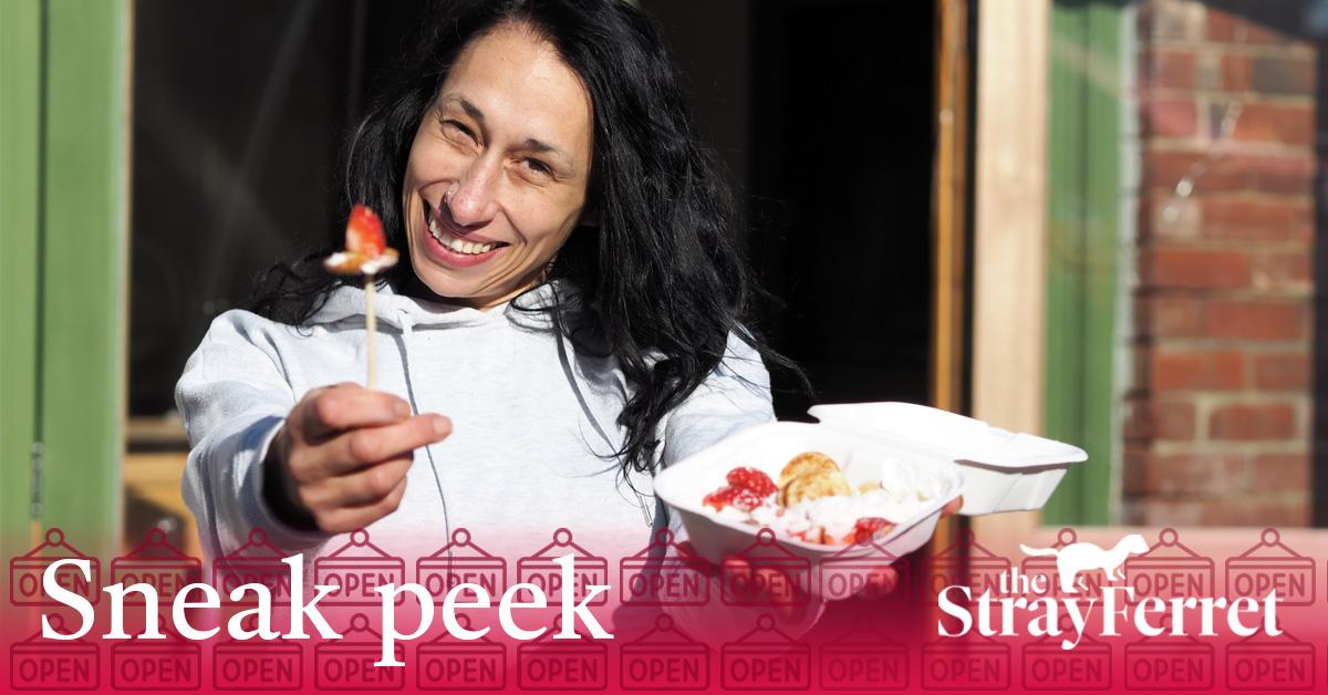 'Sneak peek' at Harrogate's new pancake shack