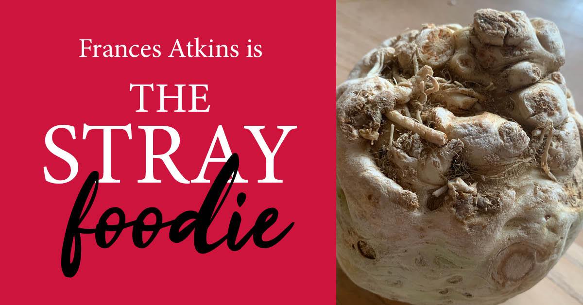 Stray Foodie recipe: the versatility of celeriac