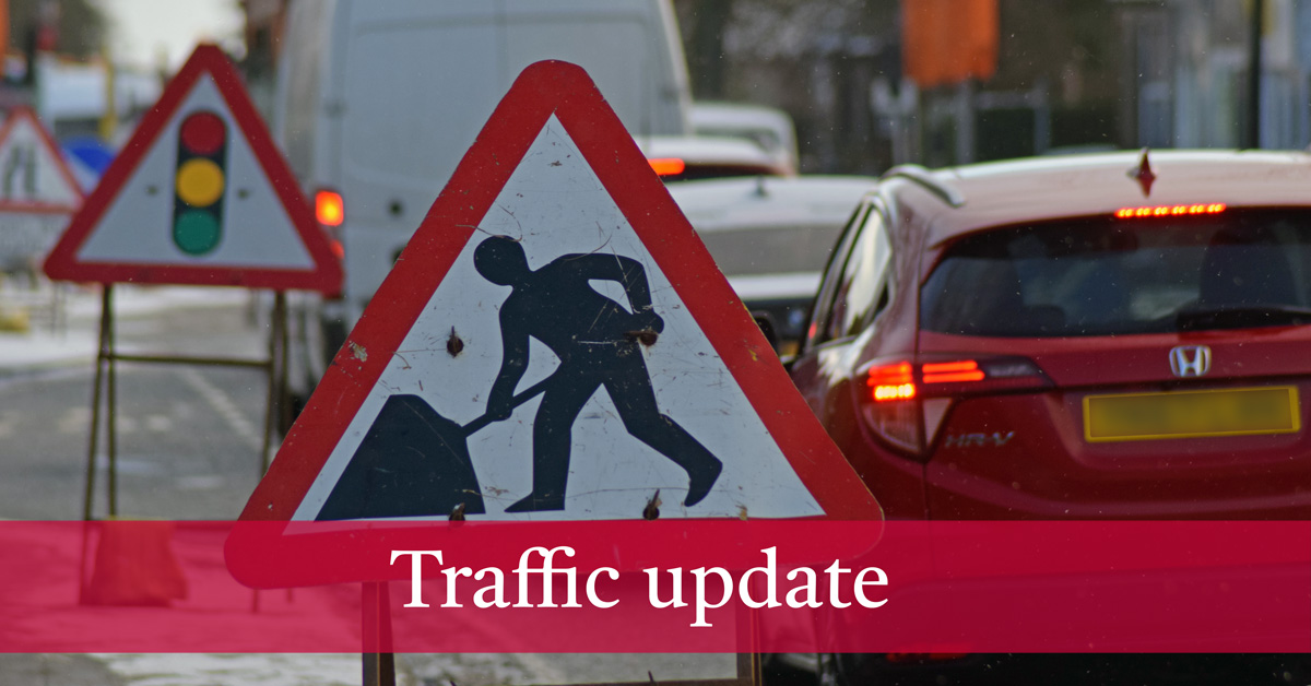 Live: Traffic and travel updates in the Harrogate district