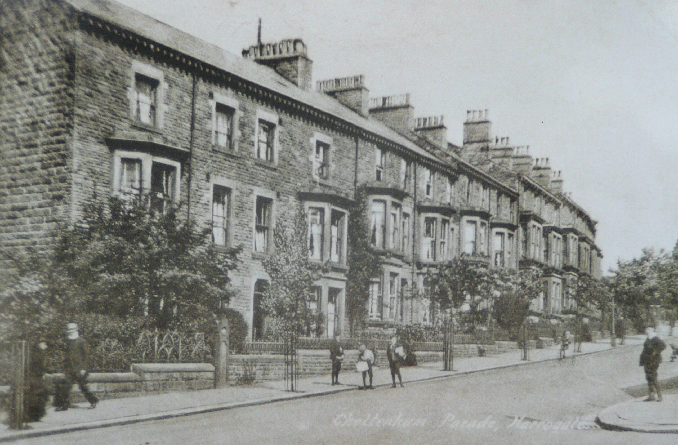 Cheltenham Parade copyright Walker-Neesam Archive