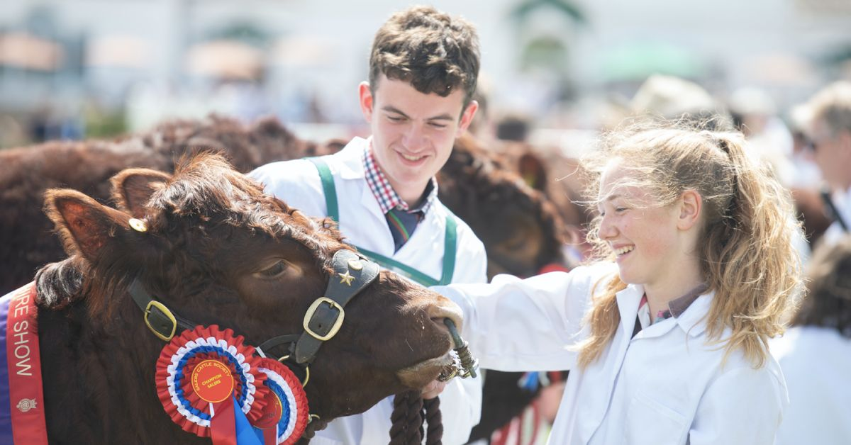 First ever four-day Great Yorkshire Show confirmed