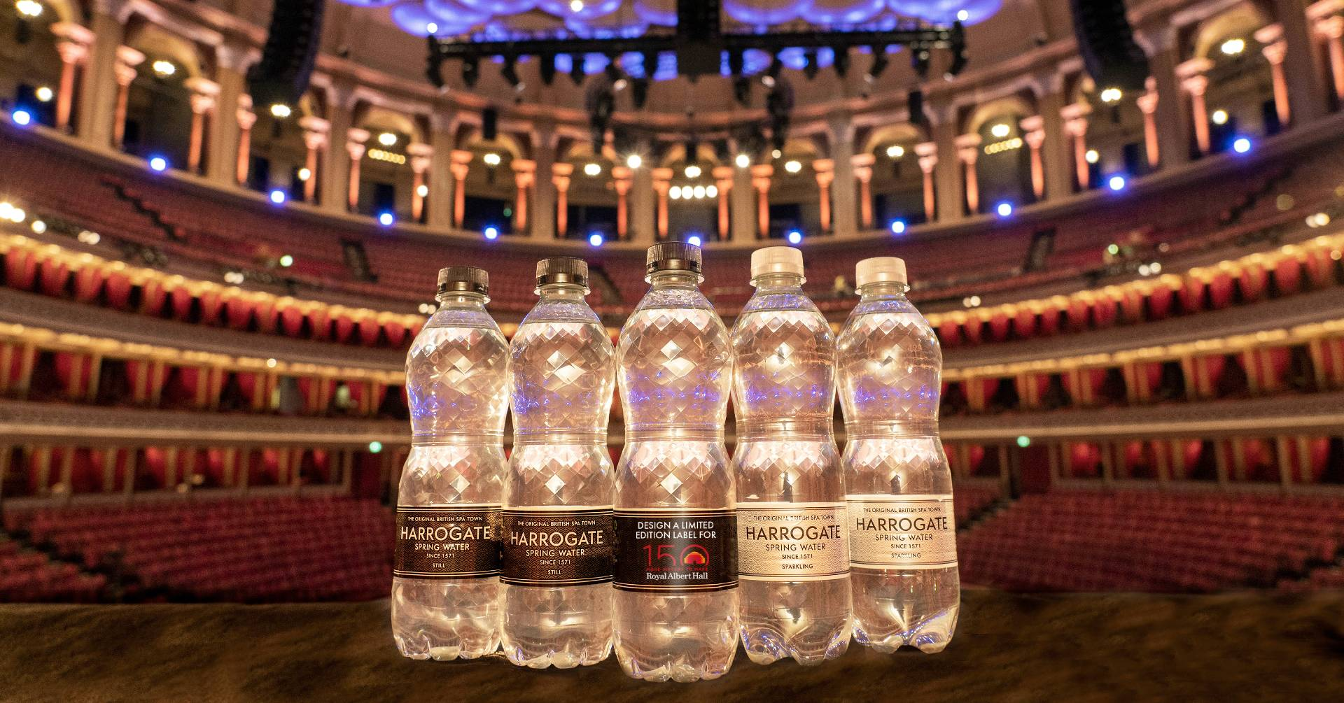 Creatives called for Harrogate's role in Royal Albert Hall anniversary