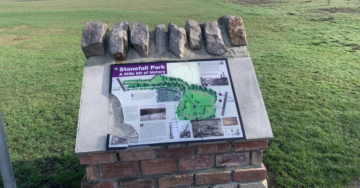 Increased police patrols after vandalism at Stonefall park