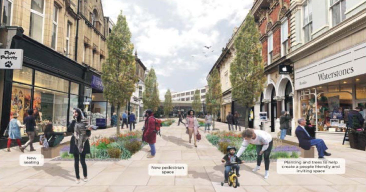 Pedestrianisation of Harrogate's James Street moves a step closer