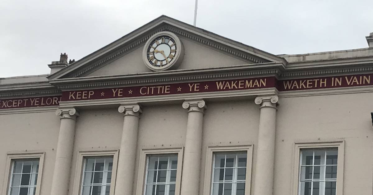 Will Ripon Town Hall 'Flake in Vain?'