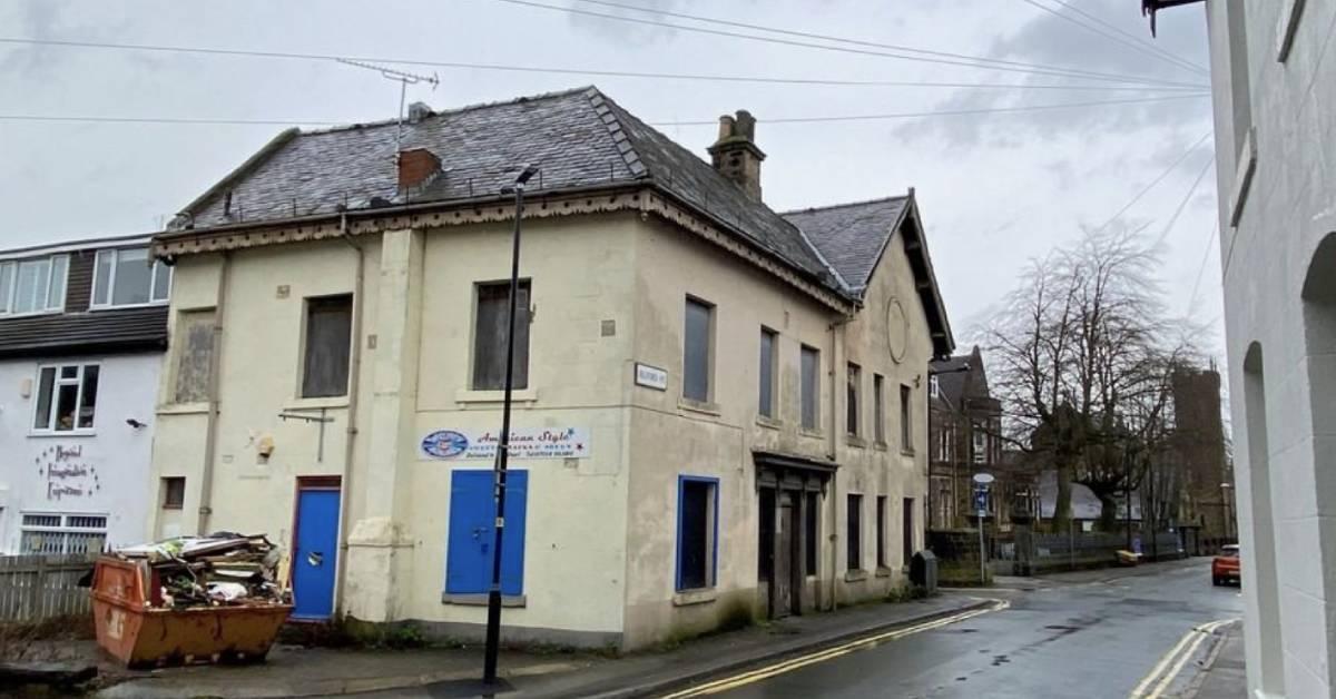 Former Home Guard club in Harrogate for sale