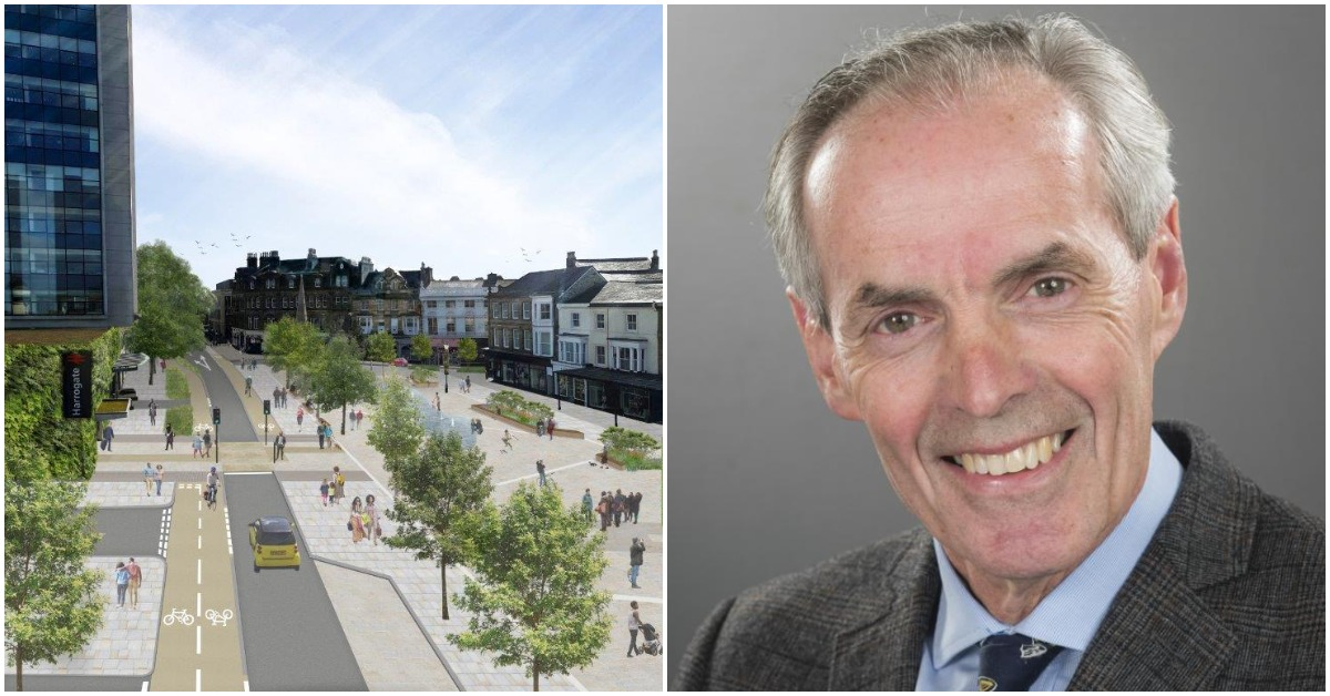 £10.9m Harrogate Station Gateway 'must focus' on cycling and walking