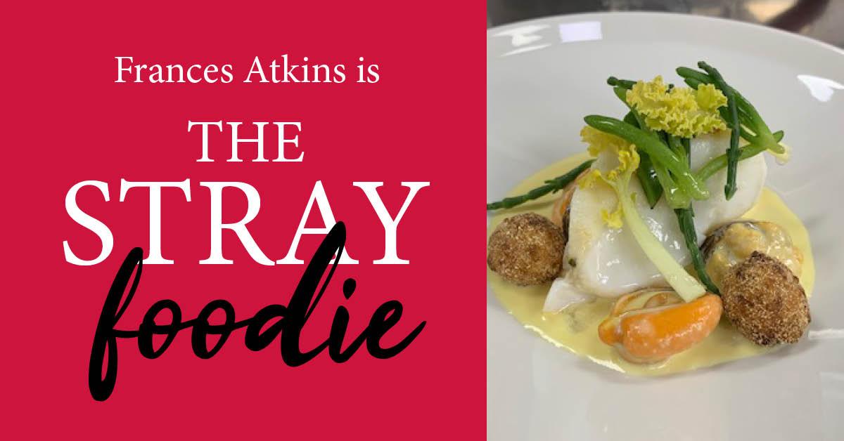 Stray Foodie recipe: Salty fingers, samphire, leek & mussel