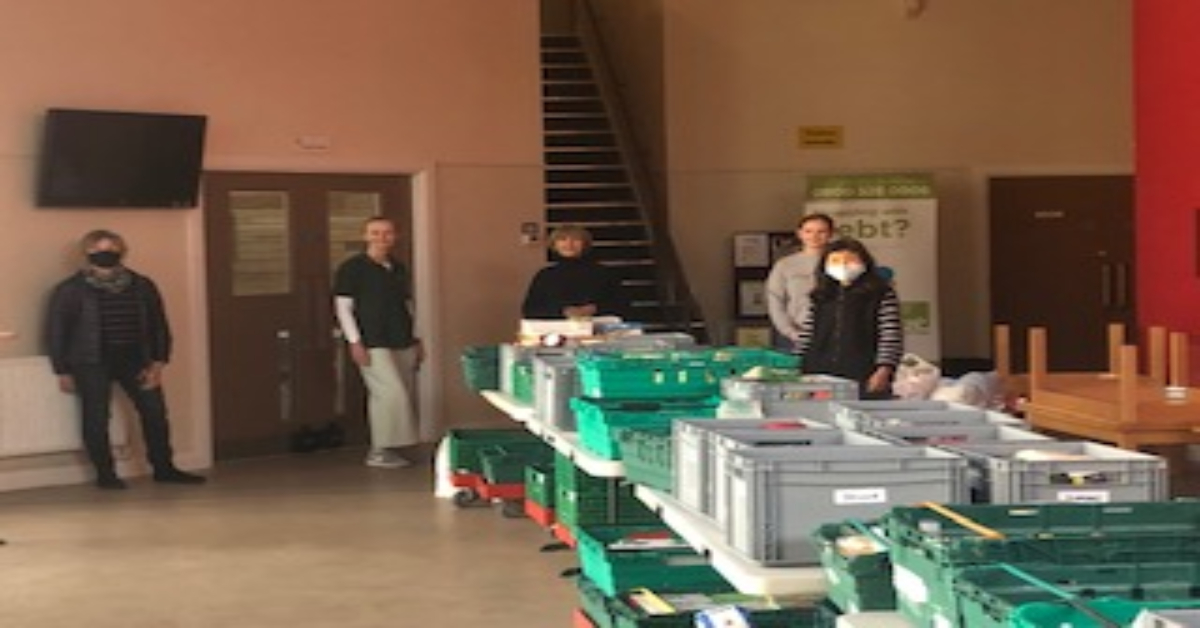 Food bank to open in Starbeck as poverty increases