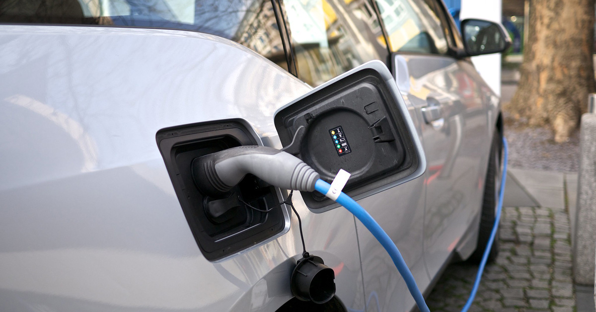 Locations of 34 electric vehicle charge points revealed