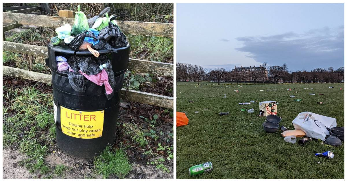 Harrogate council: zero fines for littering or dog fouling in 12 months