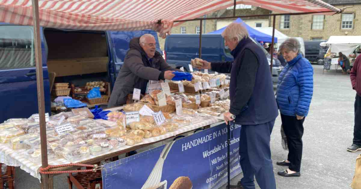 Increase in day trippers means good business for Masham