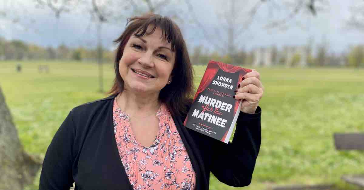 Debut novelist concocts a murder mystery in North Yorkshire