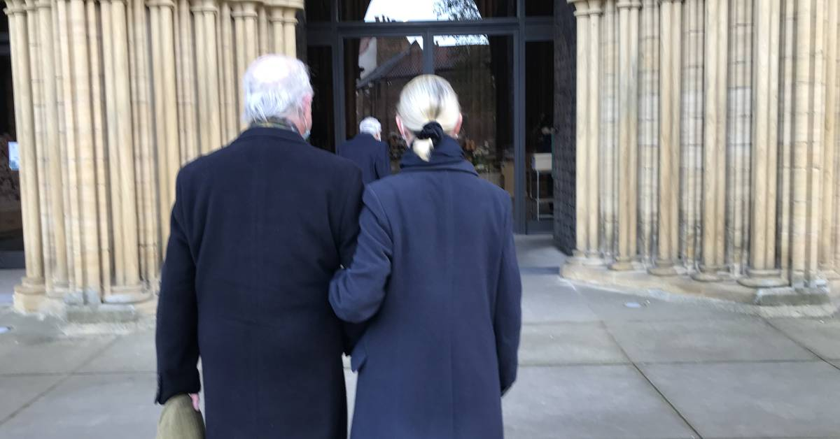 Ripon Cathedral leads district's prayers for Prince Philip