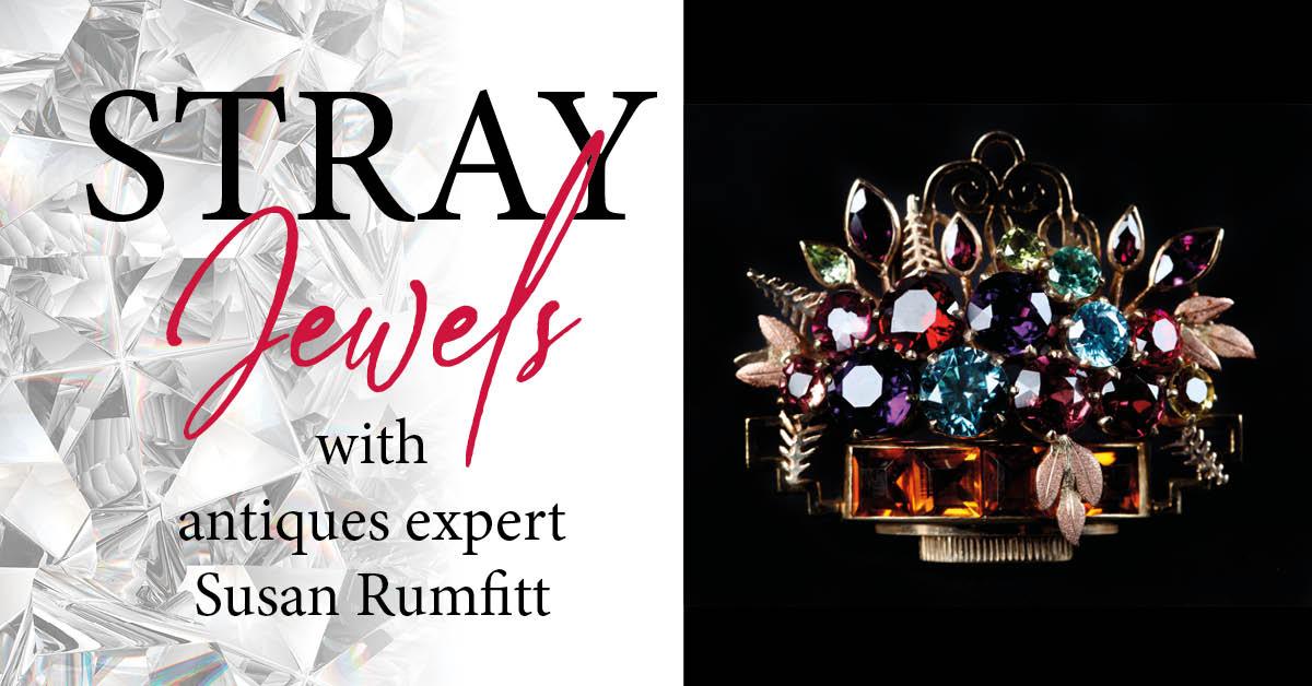 Stray Jewels with Susan Rumfitt: Art Deco Delights
