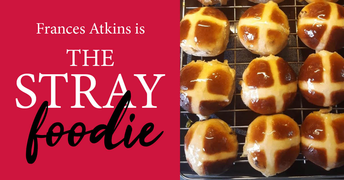 Stray Foodie recipes: The classic Easter Hot Cross Bun