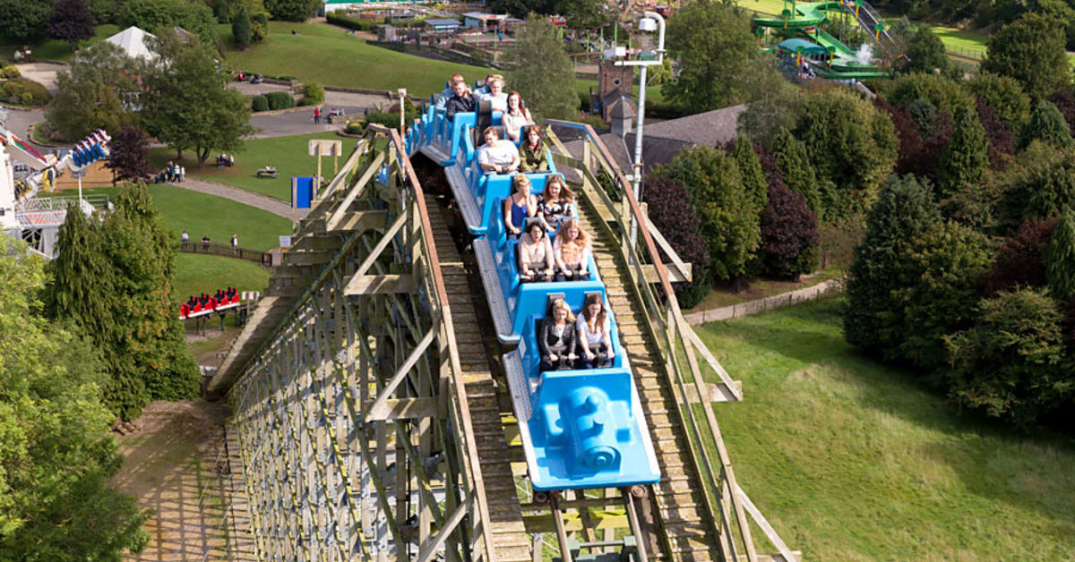 Will Lightwater Valley ever reopen rollercoaster The Ultimate?