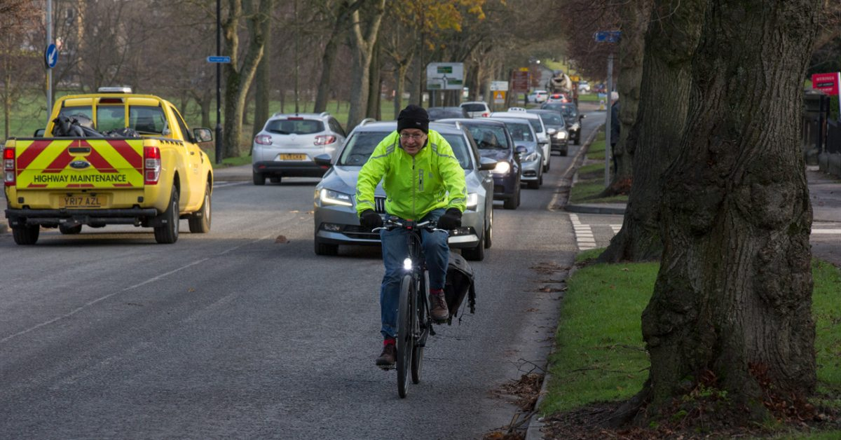 Delayed Otley Road cycle path set to begin in August