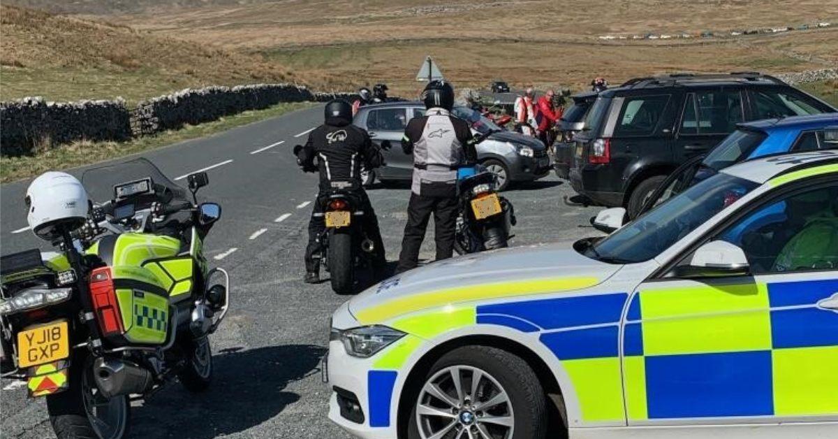 Harrogate district motorists caught during Easter roads blitz