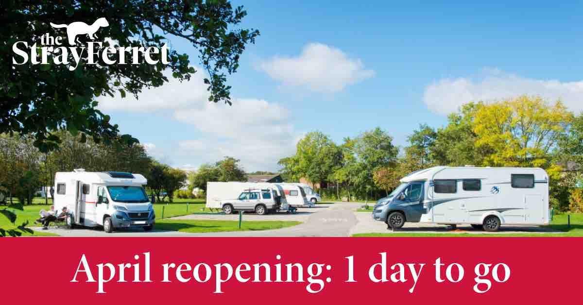 Harrogate district camp and caravan sites see bookings boom