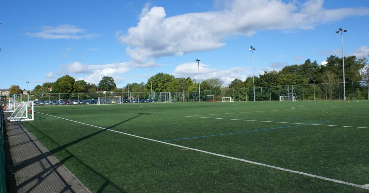 Rossett Sports Centre launches £10,000 artificial pitch appeal