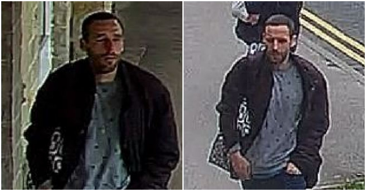 Police issue CCTV images of wanted man after Asda theft in Harrogate