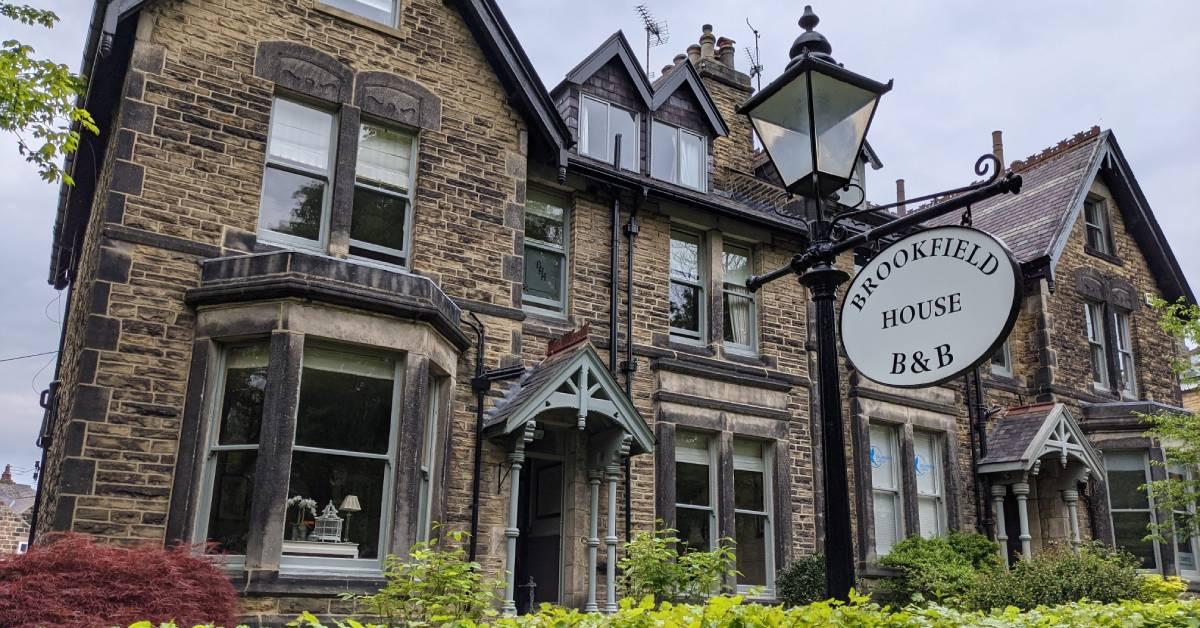 Plan to convert Harrogate B&B into a house
