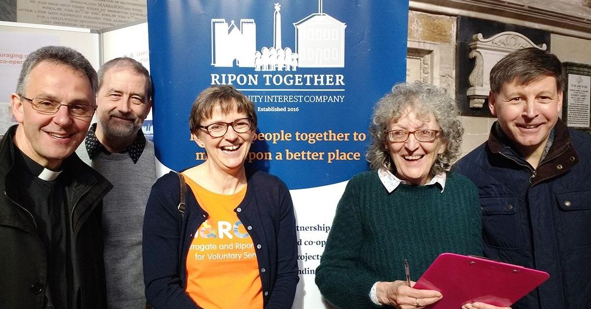 Ripon Together organises free summer events for children