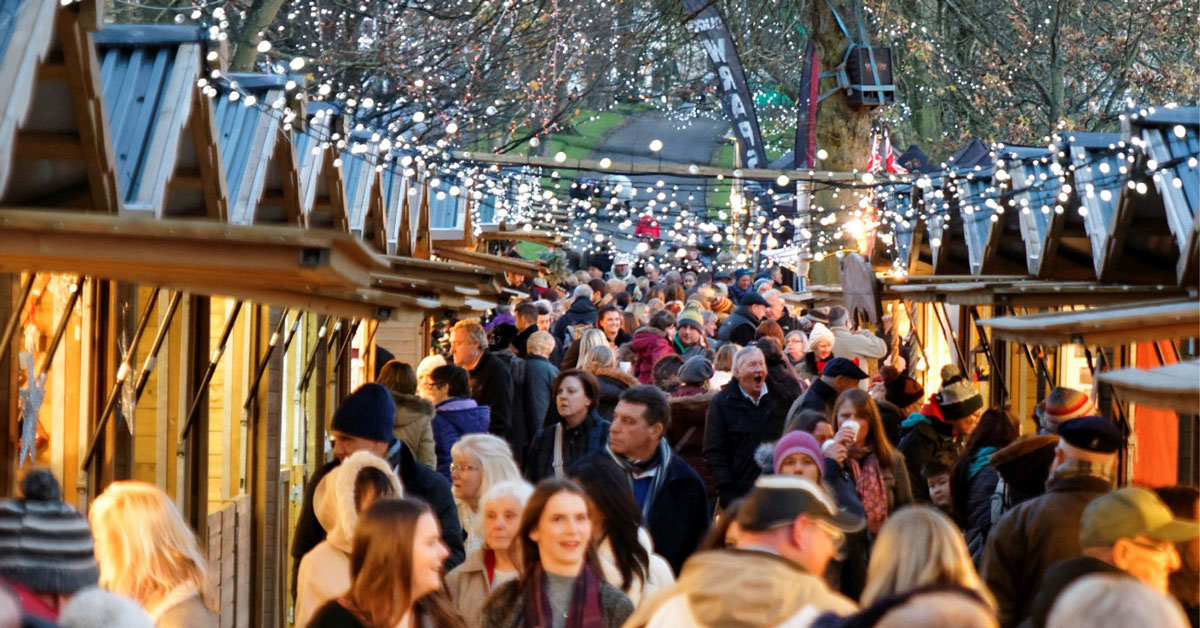Bookings coming in fast for Harrogate Christmas Market