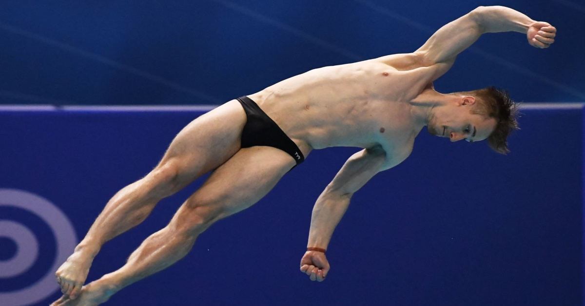 Ripon's Jack Laugher loses Olympic title in Tokyo