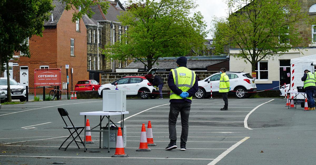 10 more covid cases reported in Harrogate district