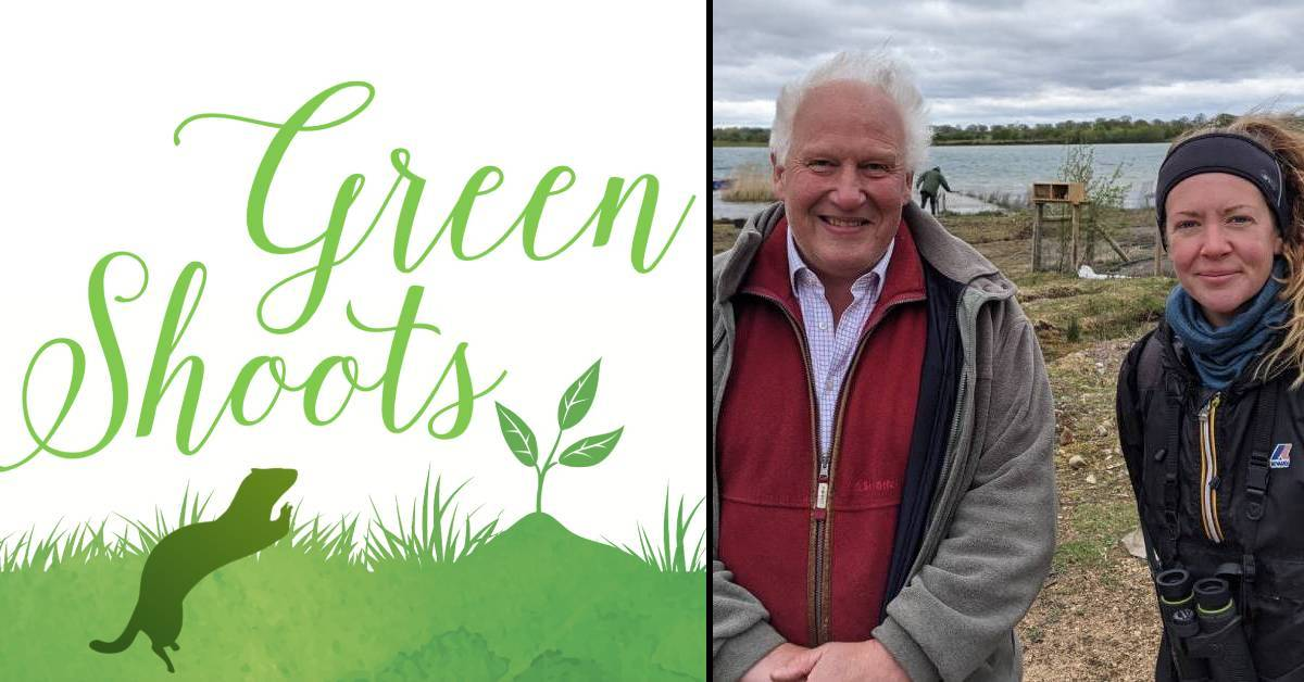 Green shoots: a haven for birds and nature near Ripon
