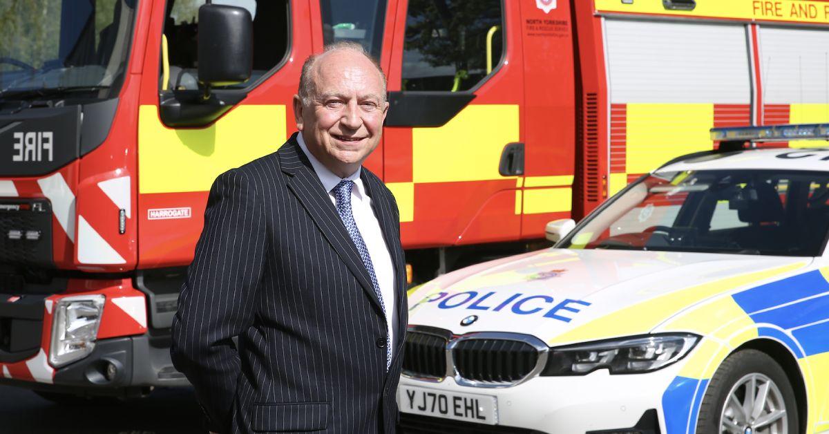 Police commissioner Philip Allott faces 'no confidence' vote today