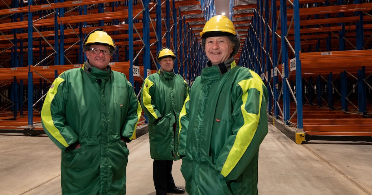 Boroughbridge company completes multi-million pound expansion
