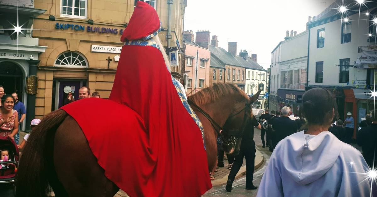 Ripon's saint will still have his day