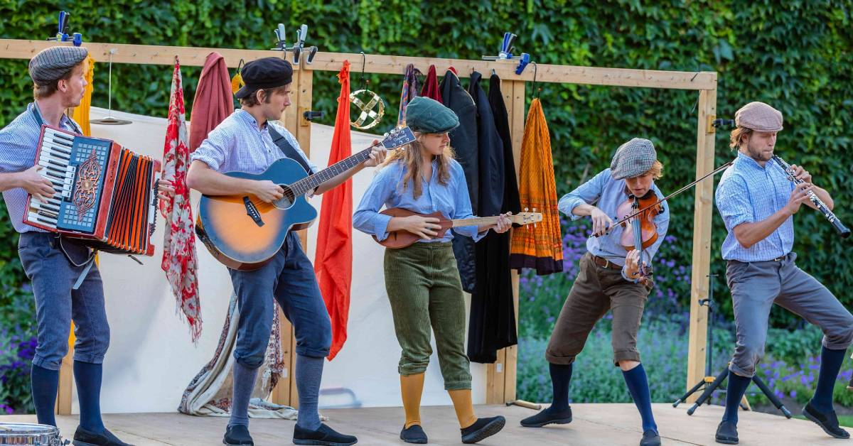Shakespeare with a difference is coming to Ripon