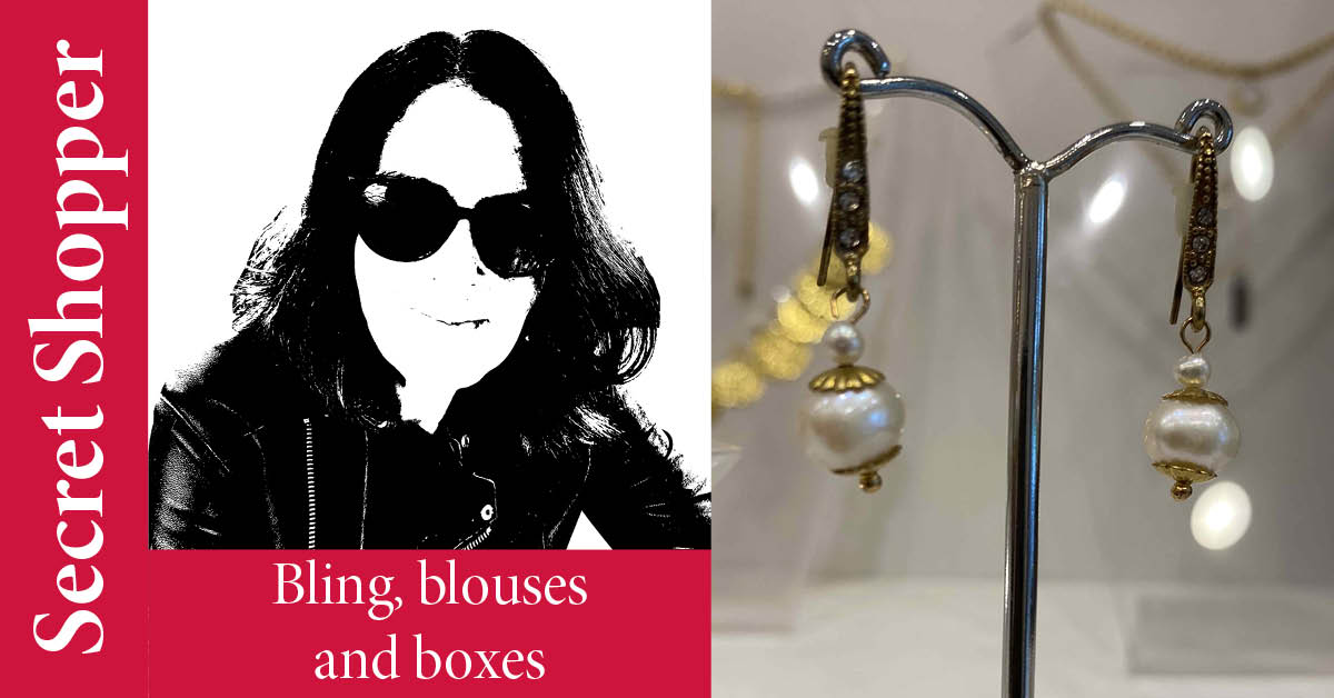 Secret Shopper: Bling, blouses and boxes from Harrogate's fabulous independent stores