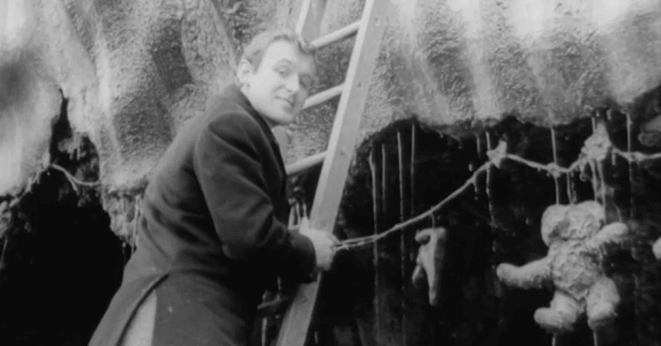WATCH: BBC film of Julian Pettifer's visit to Mother Shipton's Cave in 1965