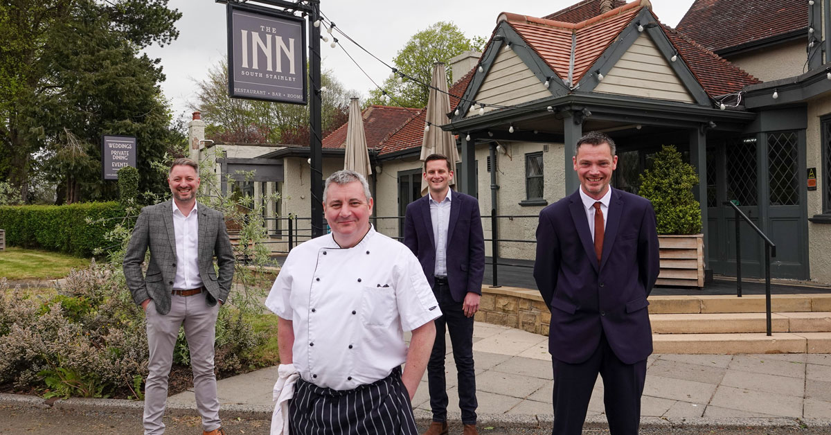The Red Lion at South Stainley to reopen with new name and owners