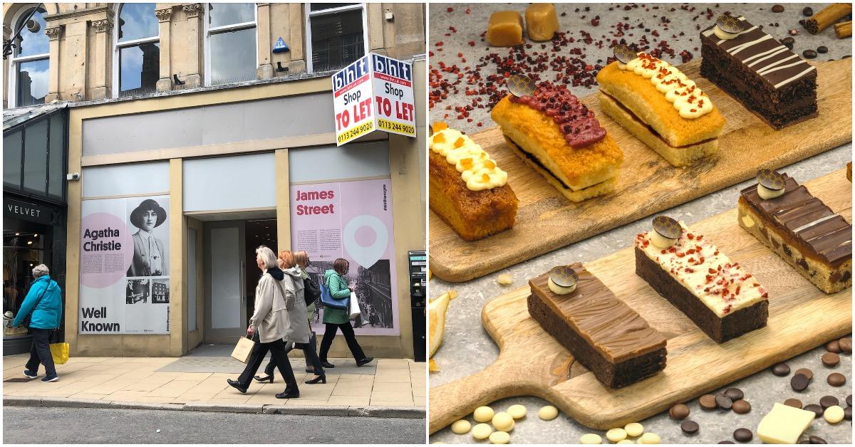 Pop-up cake shop to open on Harrogate's James Street