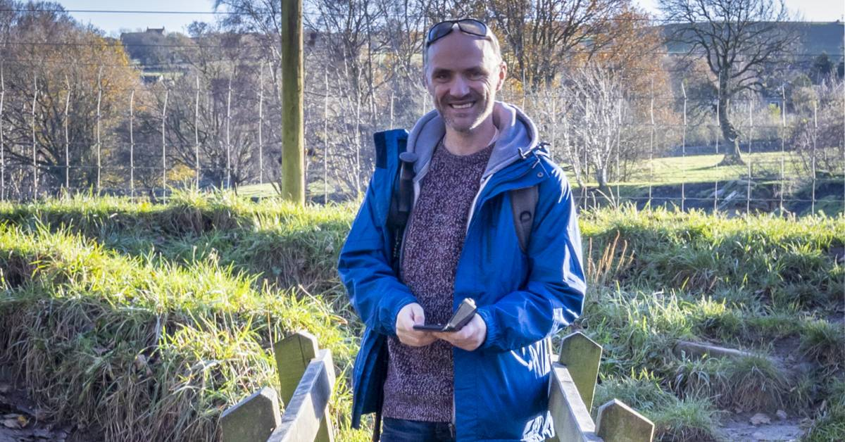 Double organ transplant patient to walk 850 miles for charity